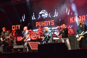 Fotos der Rock Legenden: Puhdys & City & Karat live in Schwerin