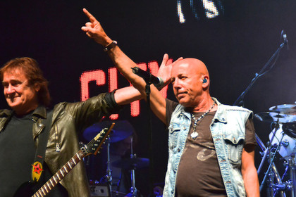 Legenden des Ostens - Fotos der Rock Legenden: Puhdys & City & Karat live in Schwerin
