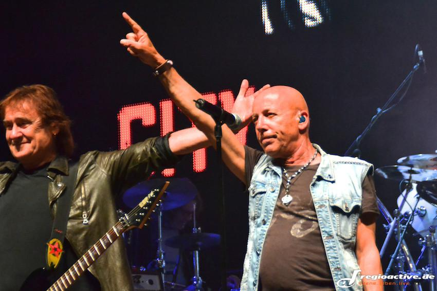 Rock Legenden: Puhdys, City & Karat (live in Schwerin, 2014)
