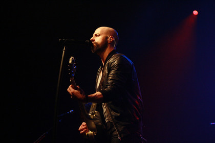Schmusig - Fotos: Daughtry live in der Batschkapp in Frankfurt