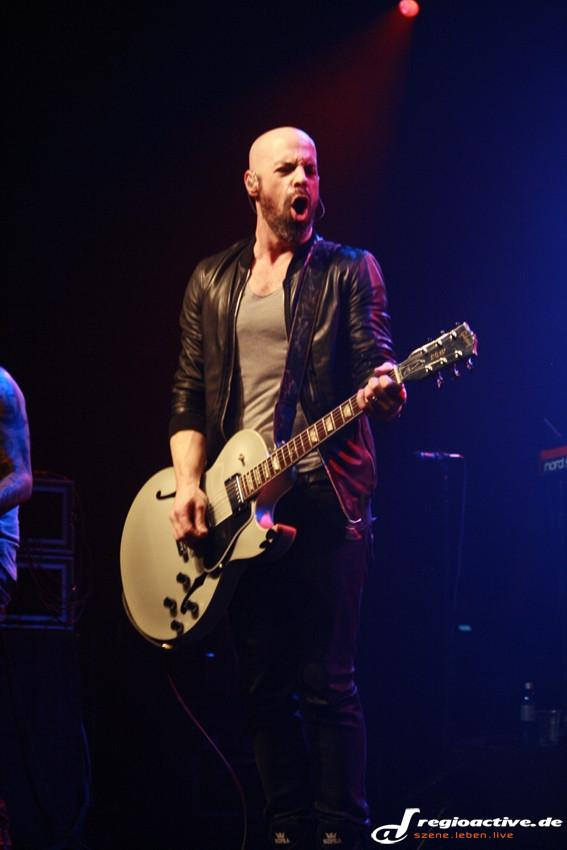 Daughtry (live in der Batschkapp Frankfurt)