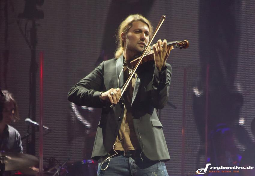 David Garrett (live in Mannheim,SAP Arena, 2014)
