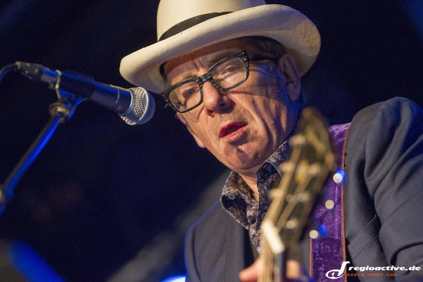 Elvis Costello (live in Hamburg, 2014)