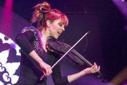 Es ist vollbracht - Lindsey Stirling, Tocotronic komplettieren das Lollapalooza Line-up 2016