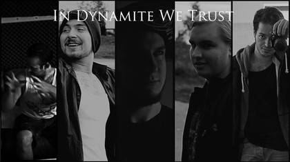 Knappe Kiste - In Dynamite We Trust gewinnen Slot bei Rock in Weiler 2014