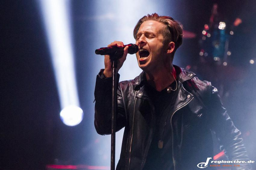 OneRepublic (live in Hamburg, 2014)